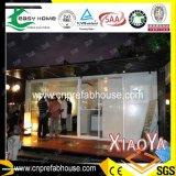 Het geverifiërde PrefabHuis van de Structuur van het Staal van de Luxe Lichte (xyj-01)