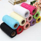 Tecido de renda de alta qualidade para produtos têxteis