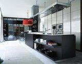 Laca Armários Kitcen moderno com Cozinha Eccessories