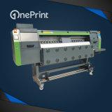 UV Oneprint Ruv-1800 Rouleau à l'imprimante de solvant