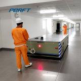 Machines à usage intensif 30tonne chariot orientable Rail Panier pour l'Atelier de transfert de la manutention des matériaux