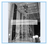 装飾のための安全なセリウムの公認アルミニウム足場