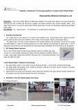 Het Water van het Afval Membrane/1500ntu van Aqucell UF zonder Voorbehandeling