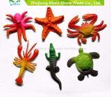 Grandi animali gonfiabili dei grandi crescenti di mare giocattoli di plastica degli animali