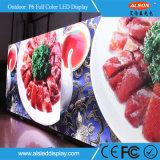 Pantalla Completa módulo de colores al aire libre P6 LED Publicidad