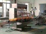Machine de remplissage de liquide de solvant d'encre