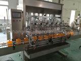 Máquina de llenado de líquido solvente de tinta