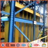 ISO 합성 위원회 색깔 입히는 알루미늄 호일 (AE-38A)