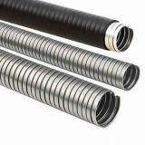 Conduit métallique souple revêtu de PVC dans Comflex