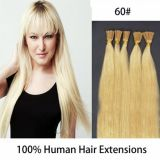 """16 """" - 26 """" Pre Bonded 6A quality Straight 100% Remi Hair Extension"""