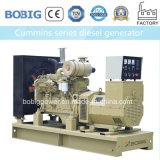 160kw stille Diesel die Generator door de Motor van Cummins wordt aangedreven