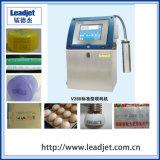 Fecha de caducidad de Wuhan Fabricante de impresoras de inyección de tinta con CE