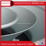 Hvac-Systems-Innendekoration-Luft-Diffuser- (Zerstäuber)runder Decken-Aluminiumdiffuser (Zerstäuber)
