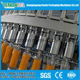 Máquina de enchimento quente do suco de fruta do frasco automático cheio