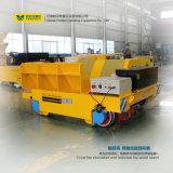 Las bobinas de acero de alta resistencia de transferencia de transportador motorizado Dolly