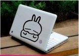 Etichetta adesiva del fumetto per la decorazione del computer portatile