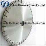 Лезвие диска резки по окружности алмазных резцов для сляба гранита