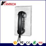 ステンレス鋼の非常電話Knzd-10の刑務所の電話Kntech