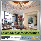 Columna de mármol y pilares