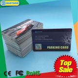 860-960MHz EPC GEN2 UCODE G2XL 주차 시스템을%s 수동적인 RFID UHF 카드