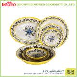De cerámica como la placa de cena más nueva de la melamina