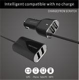 빨리 4 USB 차 접합기 24V 건전지 차 충전기를 비용을 부과하는 전화 부속품
