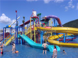 Qualitäts-aufblasbarer Wasser-Spiel-Geräten-/Wasser-Park/Wasser-Plättchen