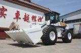 De nieuwe Sterke Lader van de Schop (HQ968) met de Capaciteit van de Lading van 6.0 Ton