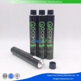 32 * 175mm Tube d'emballage Tube pliable en aluminium