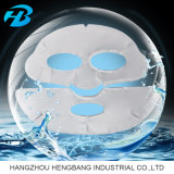 Masque facial argenté pour peaux faciales faciales Produits pour masques faciaux