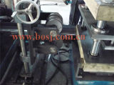 Tipo perfurado rolo da escada da bandeja de cabo que dá forma ao fabricante Irã da máquina