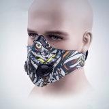 Il carbonio attivo filtra la maschera di protezione di riciclaggio del fronte mezzo di sport della Anti-Polvere