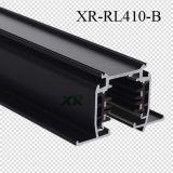 TUV 3cricuits에 의하여 중단되는 LED 알루미늄 단면도 점화 궤도 가로장 (XR-RL410)