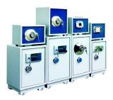 Puder-Beschichtung-Stahlmetallzahnstangen-Archivierungs-Metallschrank (HX-ST195)