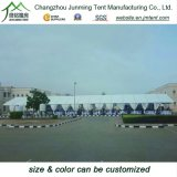 Grande tente extérieure en aluminium pour mariage et fête avec couverture de toit en PVC
