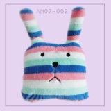 Heißer Verkaufs-populäres nettes weiches Kissen-Kissen mit Kaninchen