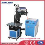 De Machine van het Lassen van de Laser van de Matrijs van de Injectie van de Vorm van het Afgietsel van de hoge Precisie 200W 400W met Bedieningshendel
