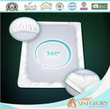 Imbottito riempito di protezione adatta gelificata del materasso di Microfiber