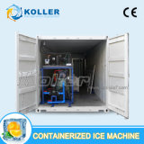 Containerized машина создателя льда блока 5tons/Day для африканского рынка популярного