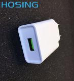 fonte de alimentação rápida do USB do carregador de 5V 3A 9V 1.5A 12V 1A Qualcomm