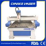 Ck1325アクリルガラスの金属のAlumniumの木製の印の彫版機械