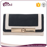 Бумажник для женщин, портмоне тенденции 2 цветов PU для сбывания