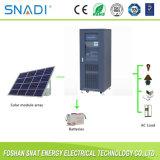 Inversor híbrido trifásico da potência 380VAC solar com controlador 10kw/20kw/30kw/40kw da carga