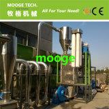 500 kg-/hplastik-HAUSTIER Getränk-Flaschenreinigung, die Maschineriezeile aufbereitet