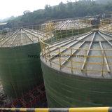De Tank van de Grote Diameter FRP met Diverse Toebehoren