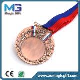 최신 판매 선전용 금속 공백 메달