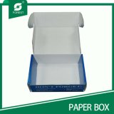 Синий цвет бумаги по электронной почте коробку для транспортировки