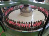 Máquina para hacer punto automatizada del cordón del hilo de algodón