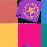 100%Polyester druckte Kästchen Pigment&Disperse Gewebe für Bettwäsche-Set