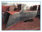 Fabricación de acero para la arquitectura naval